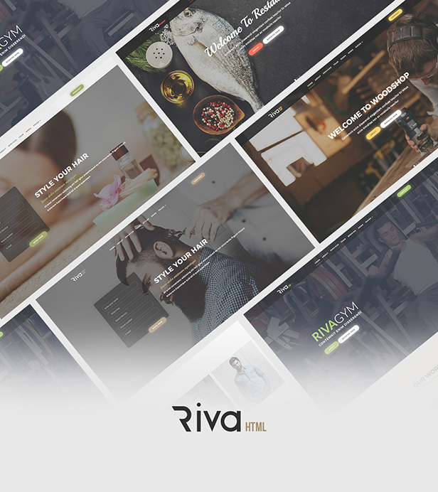 Riva - Multipurpose Booking for Small Businesses - 2