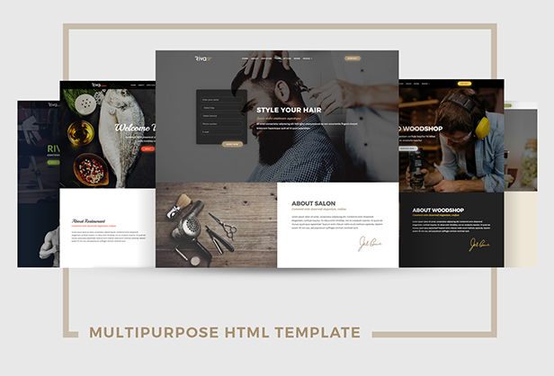 Riva - Multipurpose Booking for Small Businesses - 3
