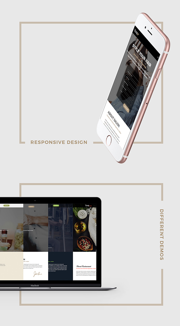 Riva - Multipurpose Booking for Small Businesses - 4
